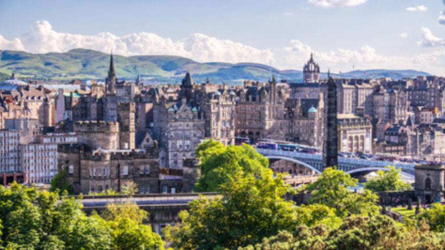 scotland - investment